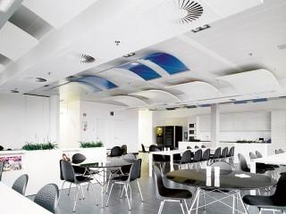 Подвесной потолок Orcal Canopy