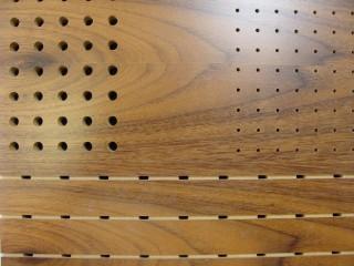 Фотография подвесной плиты Armstrong Madera