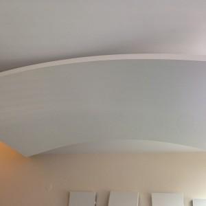 Фотография подвесного потолка Armstrong Orcal Canopy