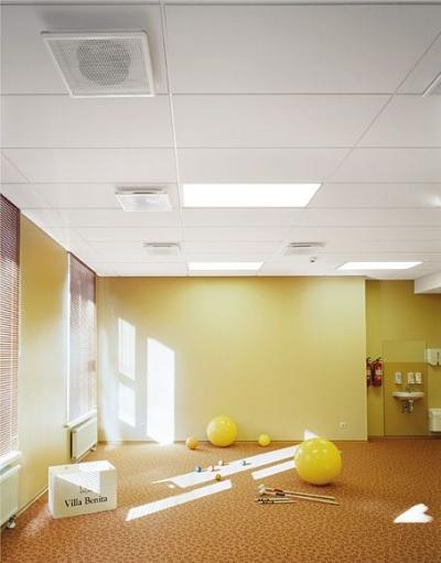 Подвесной потолок Plain